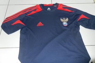 Camisa Russia Treino adidas