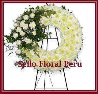 Arreglo Floral Funebre En Mercado Libre Perú