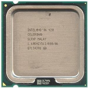 Intel Celeron Modelo 420 1.6 Socket 775