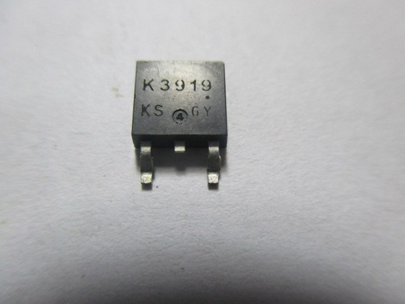 Transistor Mosfet K3919
