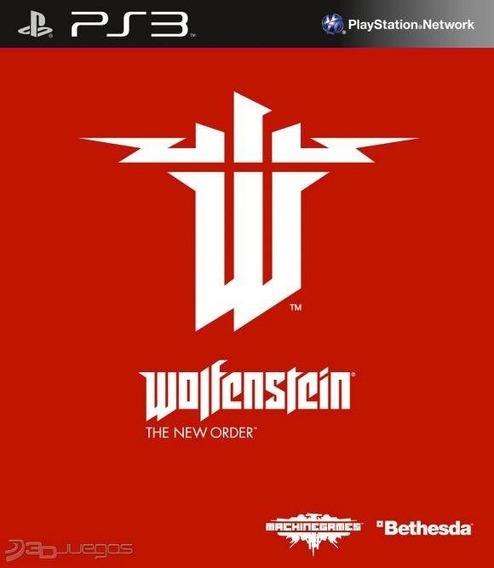 Wolfenstein: The New Order - Midia Digital Original