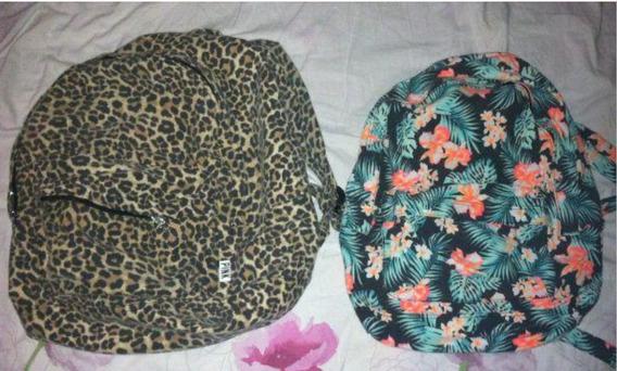 Mochila Victoria Secret S Pink Original Bookbag Backpack