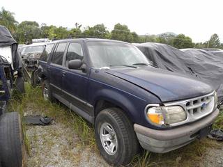 Sucata Ford Explorer V6 4x2 Automatica