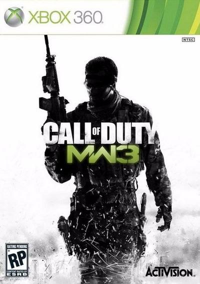 Call Of Duty Modern Warfare 3 (mídia Física) - Xbox 360