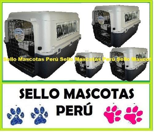Transportador De Mascotas  Vari Kennel Perros Pequeños