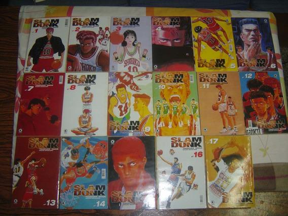 Slam Dunk 01 Ao 17 De Takehiko Inoue Ed. Conrad