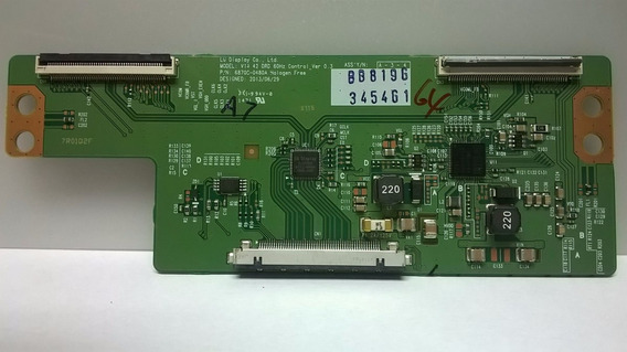 Placa De Tv T Con Bb81963454g1 - Lg - 42lb5600