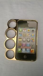 Capinha Soco Inglês iPhone 4s