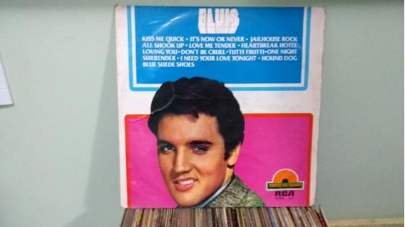 Lp Elvis Presley - Disco De Ouro