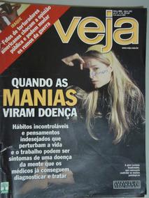 Revista Veja Nº 18 - Quando As Manias Viram Doença