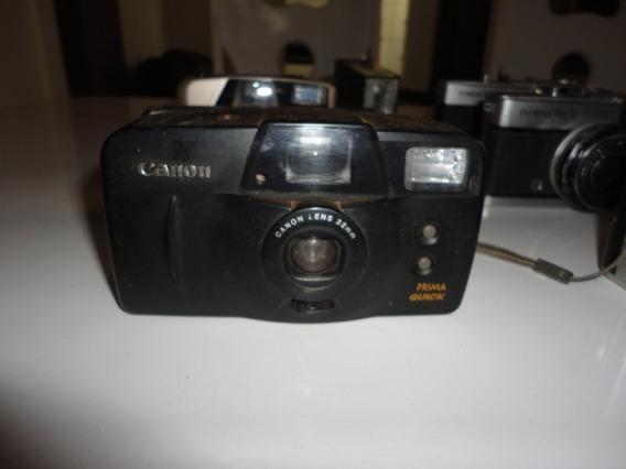 Máquinas Fotográficas Antigas E Analógicas