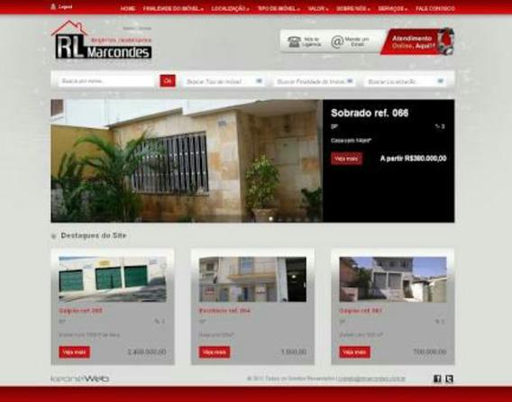 Pagina Web Imobiliária