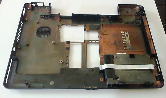 Carcaça Base Inferior Toshiba Satellite A100 105 Pn V0000614