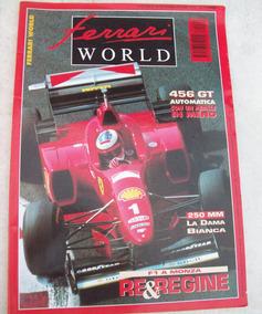 Revista: Ferrari World Nº 42 - Nigel Mansell - 250 Mm - 1996