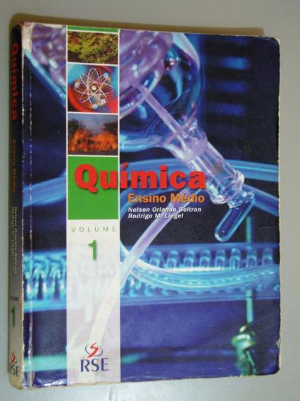 Livro Química - Ensino Médio - Nelson E Rodrigo