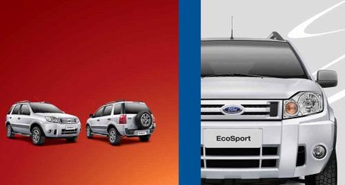 Ford Ecosport 2010 Manual Del Propietario