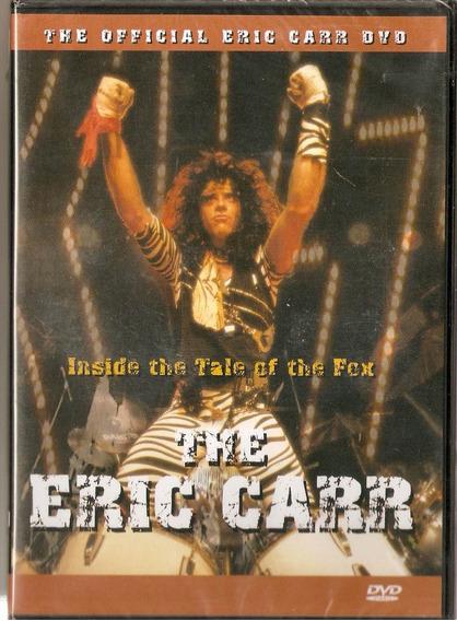 Dvd Eric Carr - Teh Eric Carr Story - Novo***