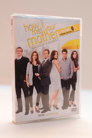 Temporada Final De How I Meet Your Mother Dvd
