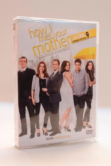 Temporada Final De How I Meet Your Mother Dvd