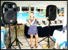 Sonido Profesional Karaoke Eventos Animación Cantantes