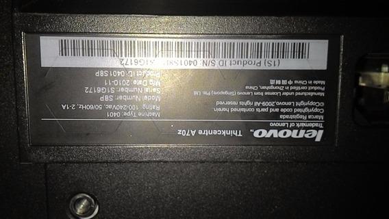 Monitor Com Cpu Acoplado Core 2 Duo Ddr 3 Lindos 2gb Hd 320g