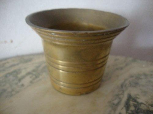 Almofariz Antigo Bronze