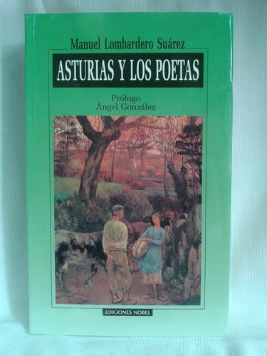 Imagen 1 de 3 de Asturias Y Los Poetas Manuel Lombardero Suarez Nobel