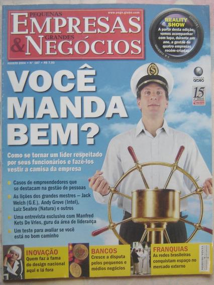 Revista Pequenas Empresas Grandes Negocios Nº187.