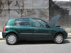 Clio 1.0 8v Ano 01 Sucata Motor Cambio Porta Capo Suspensão