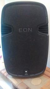 Caixa De Som Jbl Xt 515 Ativa- Usada Com Pedestal