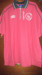 Camisa Polo Ajax (passeio) Original