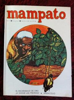 Lote De 49 Revistas Mampato - Como Nuevas