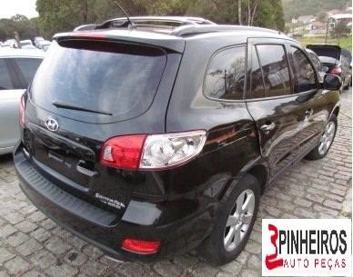 Sucata Peças Hyundai Santa Fé - Motor Câmbio Lataria