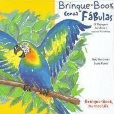 Brinque- Book Conta Fábulas: O Papagaio Bondoso E Outras ...