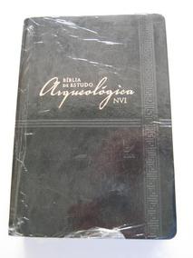 Bíblia De Estudo Nvi Arqueológica