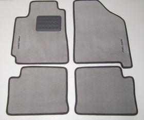 Tapete Carpete Super Luxo Toyota Fielder - 2005 A 2008