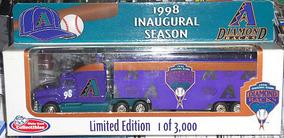 White Rose Ford Aeromax 1999 Baseball Arizona Diamond Backs