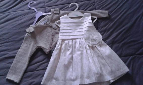 Vestido Baby - Tamanho G - Anjos Baby