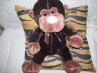 Hermoso Mono De Peluche