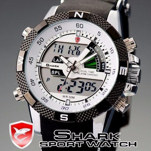 Relógio De Pulso Esportivo Shark