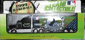 White Rose Ford Aeromax 1999 Baseball Tampa Bay Devil Rays