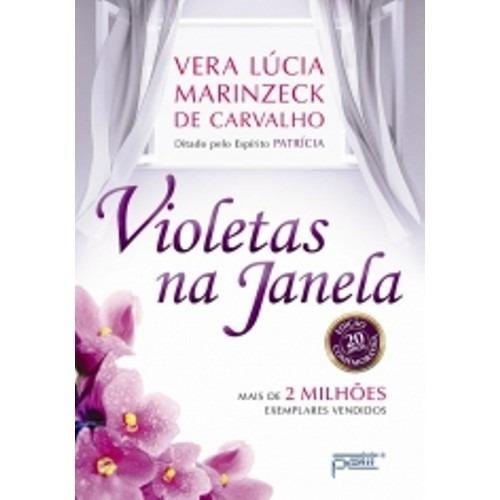Livro - Violetas Na Janela - Petit
