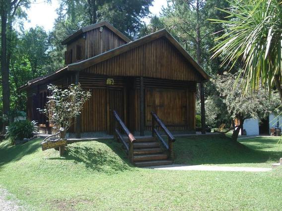 Casa Quinta 8 Personas Descanso Aire Libre Cabaña Pileta