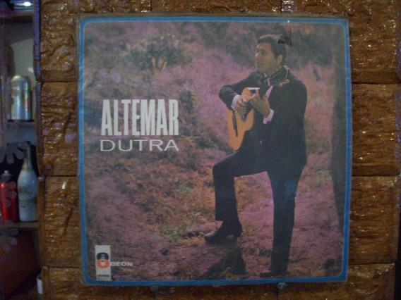 Vinil Lp Altemar Dutra - 1968 - Mono