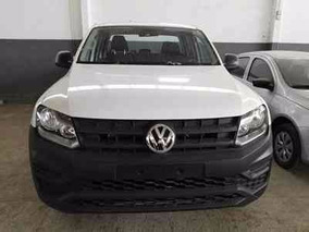 Okm Volkswagen Amarok 4x2 Trendline Man Tasa 0.0% Alra