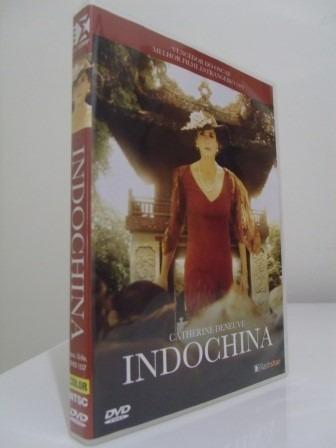 Dvd - Indochina (1992) - Catherine Deneuve - Original