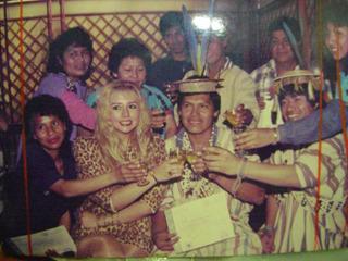 Foto De Susy Diaz Foto Original De La Misma Epoca