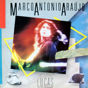 Lp - Marco Antonio Araujo - Lucas (nacional)