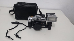 Câmera Olympia Dl2000 Red Eye Reduction C/ Flash Só R$200,00