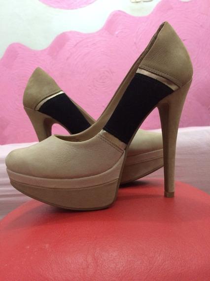 Sapato Alto Ramarim